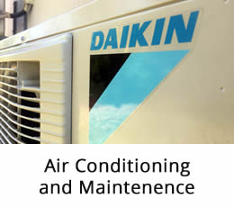 Air Conditioning and Maintenence